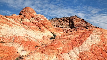 Yant Flat Candy Cliffs